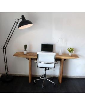 Mesa consola de madera Suar