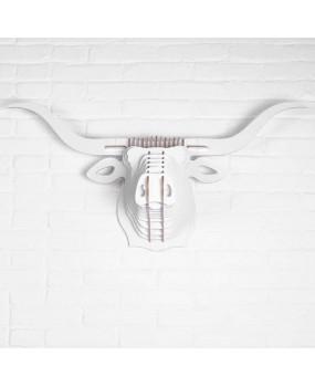 Buffalo decoration trophy Head