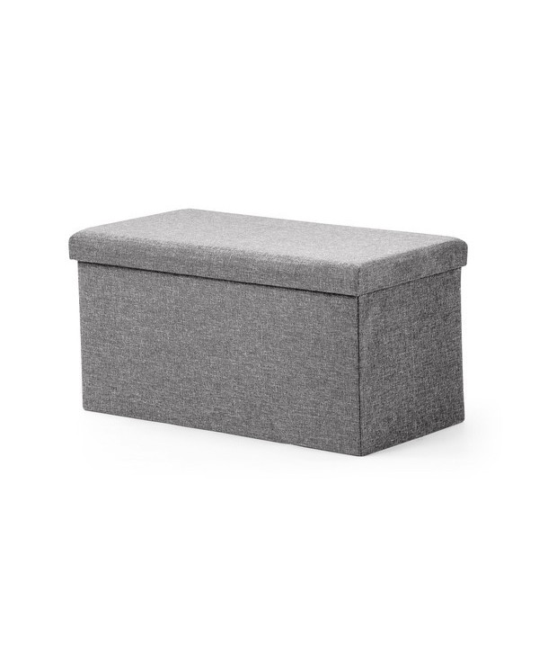 Pouffe storage container