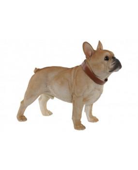 Decoración bulldog miniatura