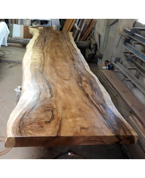 Large 4m Suar Wood Table