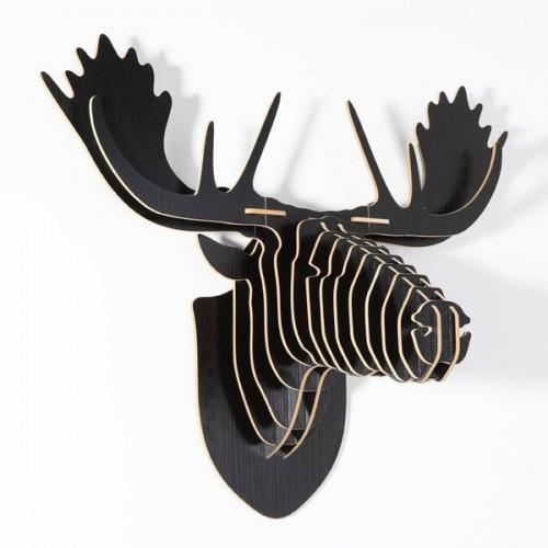 Trophy Moose Head