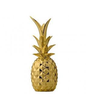 Pineapple decoration Gold