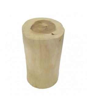 Trembesi wood log