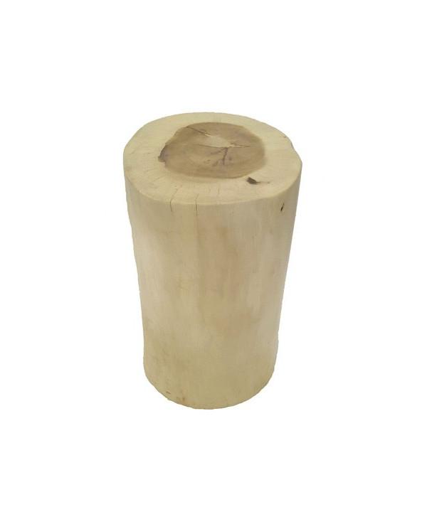 Tronco de madera trembesi