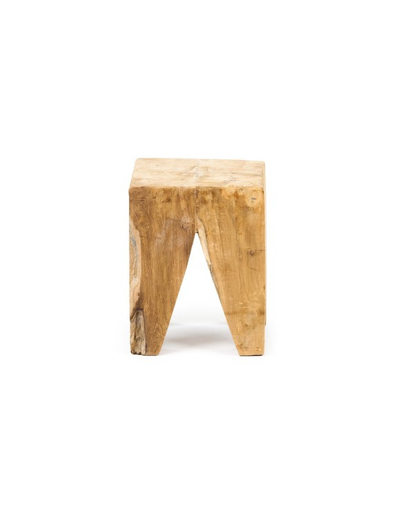 Teak Side table / Stool
