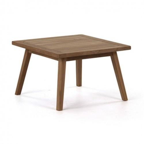 Outdoor teak table