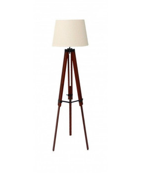 Lámpara de pie trípode