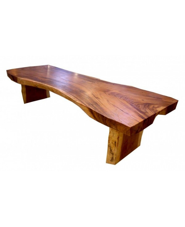 3 5 Meter Suar Wood Dining Table