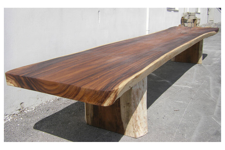 Spectacular Big Dining Tables